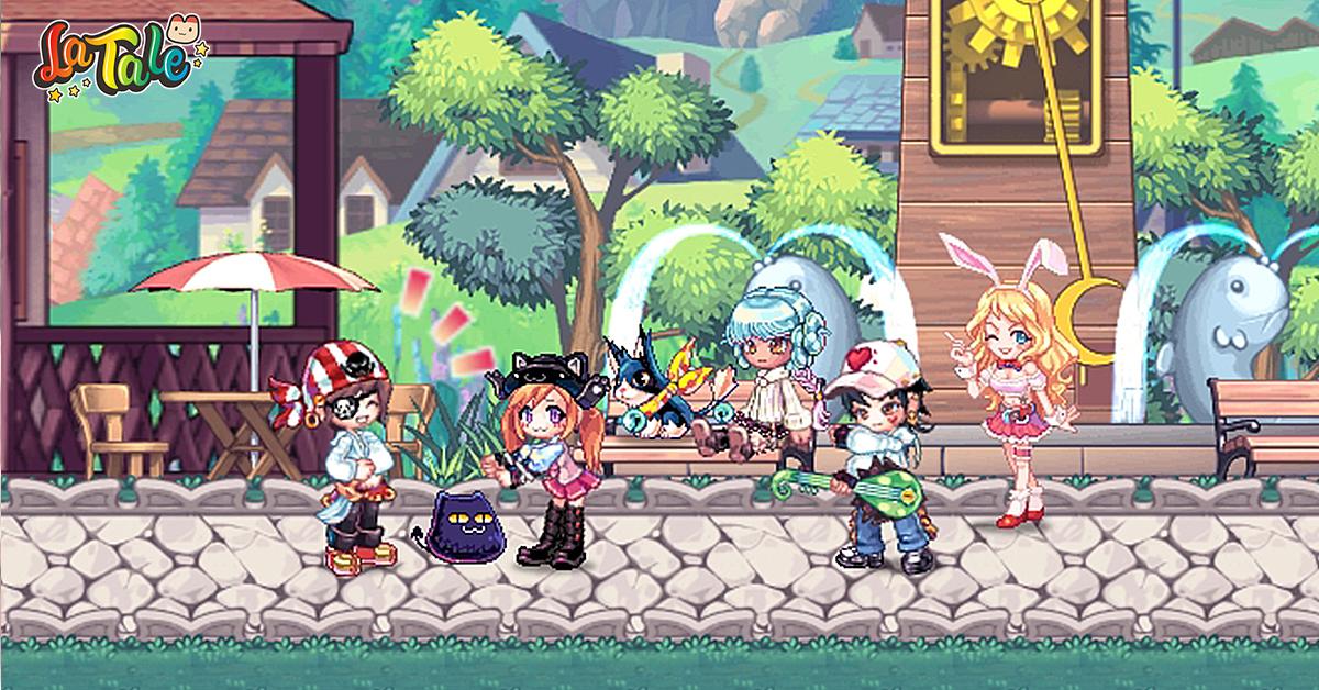 HappyTuk เปิดตัว Latale Online เกมออนไลน์ สายแบ๊ว!