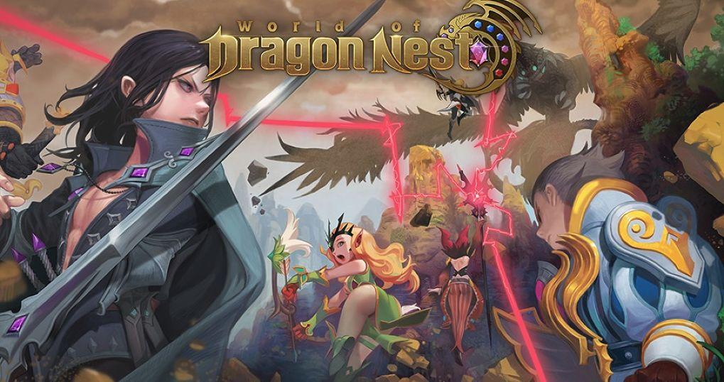 เหนือความคาดหมาย..World of Dragon Nest ฮอตสุด