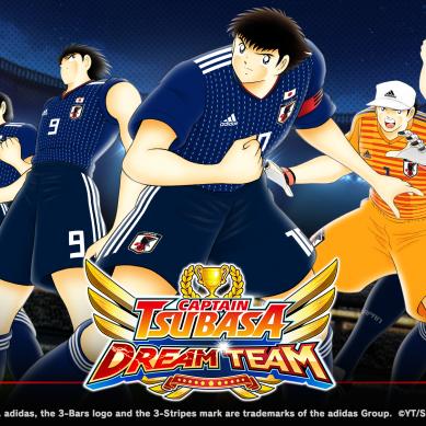 Captain Tsubasa : Dream Team  เปิดเวอร์ชั่นภาษาไทยแล้ว