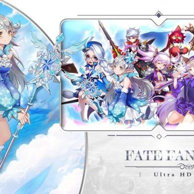 พร้อมเปิดให้มันส์กันแล้ว Fate Fantasy เกมแนว 3D MMORPG