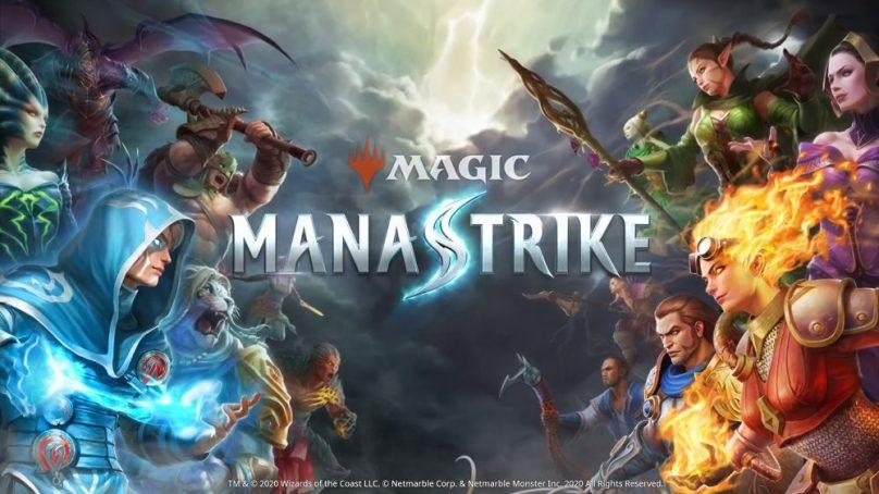 สิ้นสุดการรอคอยเกมสุดมันส์ Magic: ManaStrike เปิดให้ได้โหลดกันแล้ว
